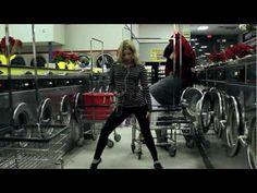 Dance Like Nobody's Watching: Laundromat