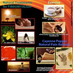 Natural Treatments for Fibromyalgia