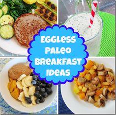 Eggless Paleo Breakfast Ideas - Carrots N Cake