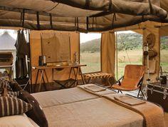 Four Seasons Tented Camp  Chiang Rai, Thailand