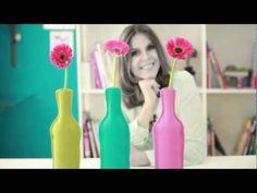Dica em 1 minuto com Denise Meneghello - vasos descolados