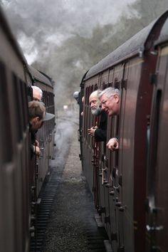 Inter train communication