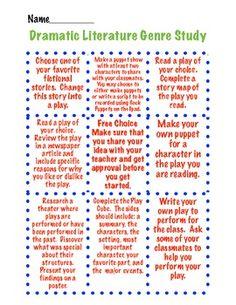 Literature Glossary Of Drama Terms Mcgraw Hill | Auto ...