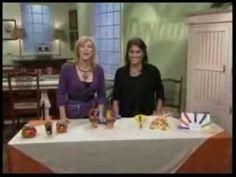 Easy Thanksgiving Kids Craft Ideas by Sandy Sandler of Bowdabra