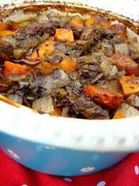 25 Year Old Balsamic Beef Stew Recipe