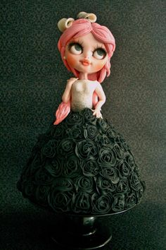 Lady pink - Cake by PALOMA SEMPERE GRAS