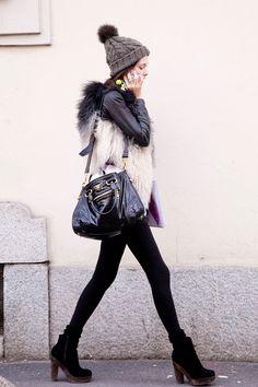 Winter Fashion l wantering.com