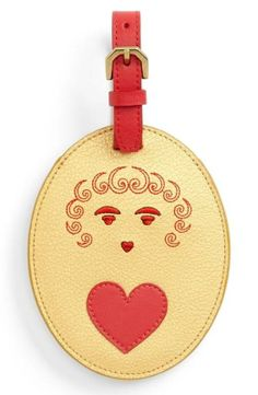 We <3 this luggage tag