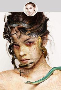 """""""Fotomanipulation"""" von Manuel Messner Grafik Design– dasauge® Werkschau"""