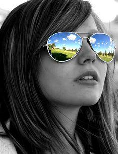 Sunglasses photoshop
