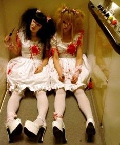 Guro Lolita Models