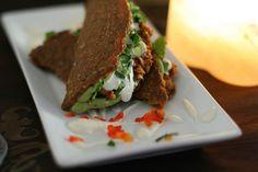 Raw vegan tacos!
