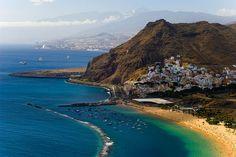 Tenerife, Spain / photo by Michal Sleczek