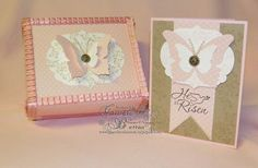 easter card stampin up