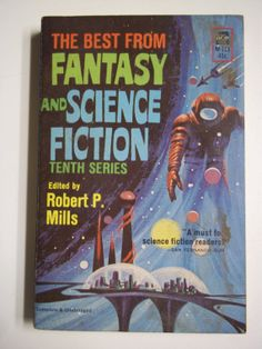 The Best From Fantasy and Science Fiction by SirKsCollectibles, $4.25