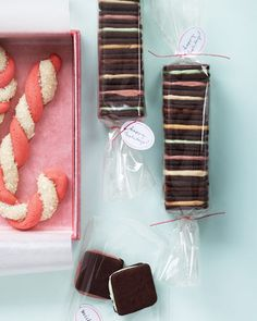 Chocolate Sandwich Cookies - Martha Stewart Recipes