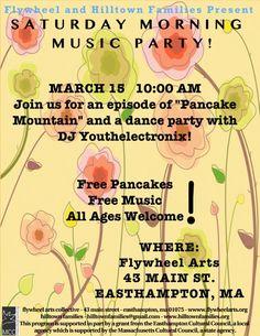 music parti, hilltown famili