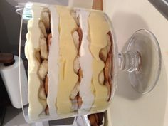 Paula Deen - Banana pudding