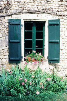 window in France