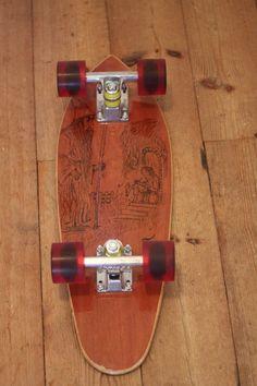 Self made Penny Board