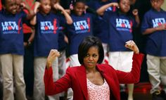 Let's Move - America's move to raise a healthier generation of kids.