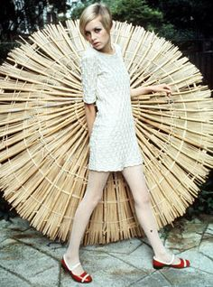 Beauty 60's - Twiggy