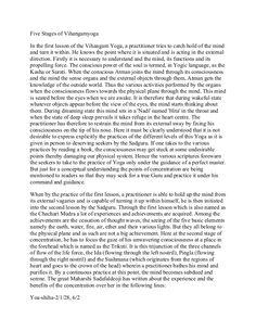 five-stages-ofvihangamyoga by VIHANGAM YOGA via Slideshare