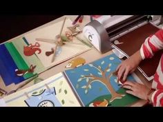 Watch as a handmade world comes to life right before your eyes in the new #Cricut commercial!