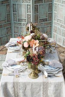 Wedding inspiration at Belmond Le Manoir aux Quat'Saisons in Great Milton, Oxfordshire.
