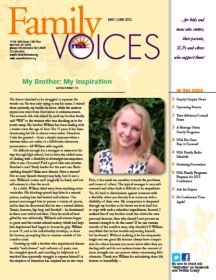 National Stuttering Association   FAMILY newsletter with great articles by and for kids, teens, parents, and nationally renown experts in stuttering disorders