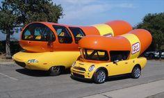 Oscar Mayer weinermobile