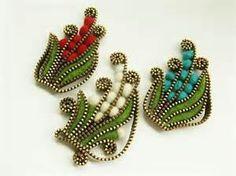 zipper felt crafts - Bing Images