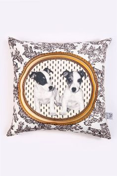 Jack Russell Cushion