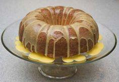 Gâteau aux dattes et aux agrumes