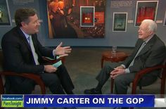 This was a GREAT interview....Carter has a lot of things to say that are right on.