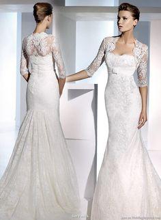 I like this style sleeve on any dress