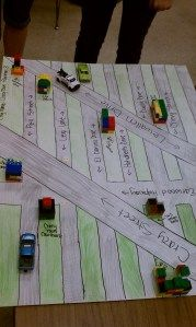 GT Math- Free idea!  Design a city based on the idea of parallel lines and transversals.
