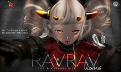 {RavRav} horns [we <3 RP] June 4th | Flickr - Photo Sharing!