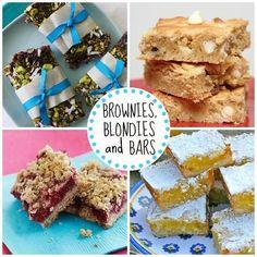 Brownies, Blondies and Bars