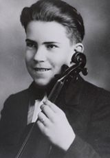 Richard Nixon loved music at an early age and played the violin.