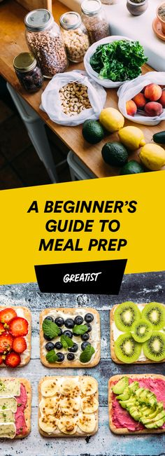 If you've never done it before, meal-prepping can feel overwhelming. But it's not, really. Here's everything you need to know to succeed.