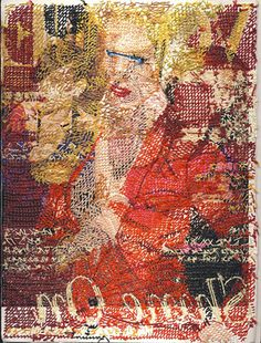Artist Inge Jacobsen transforms fashion magazines into intricate works of art. By meticulously hand-stitching Vogue covers, she takes something mass-produced and makes it permanent, tying fleeting trends to a centuries-old craft.