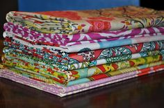 Folding/Storing fabric