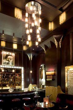 Connaught bar-London
