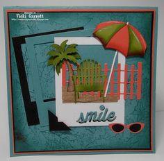 CC493 Smile at the Beach