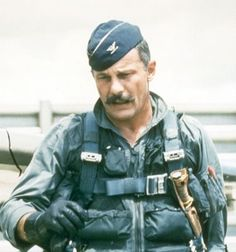 One hell of a fighter pilot, Major General Robin Olds