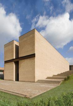 San Giovanni Church, by Studio Zermani e Associati / Perugia, Italy