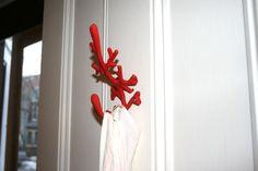 using Plasti Dipto fancy up a boring white hook
