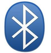 The Bluetooth symbol has Harald Blåtand's initials (the Danish Viking king) inscribed into it (in Runic). The two lines sticking out of the back of the B actually represent a Runic H – thats H for Harald .The B for Bluetooth also stands for Blåtand!