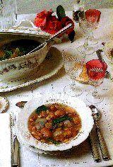Caldo de Castanhas - Gastronomia de Portugal
